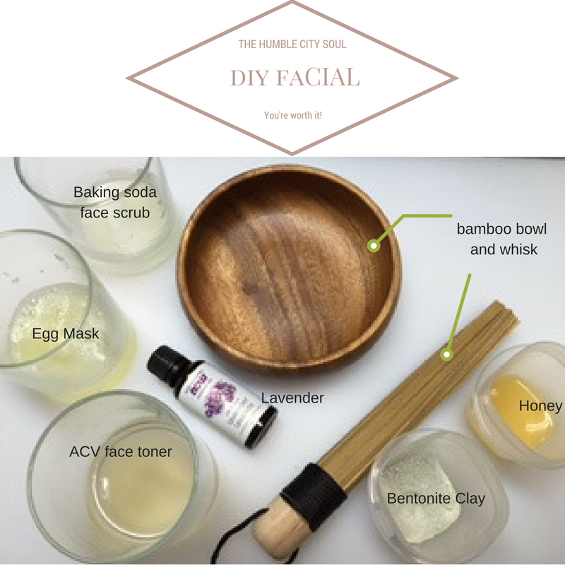 DYI Facial:  Everything you need to unleash your best looking skin!
